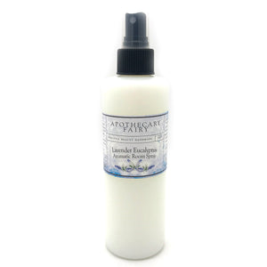 Lavender Eucalyptus Room Spray 8oz - The Apothecary Fairy