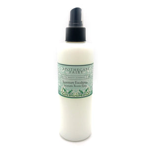 Rosemary Eucalyptus Room Spray 8oz - The Apothecary Fairy