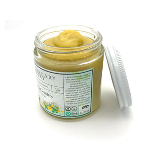 Yarrow & Comfrey Creme for Eczema - The Apothecary Fairy
