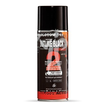 Molotow Action Line Burner Black 400ml