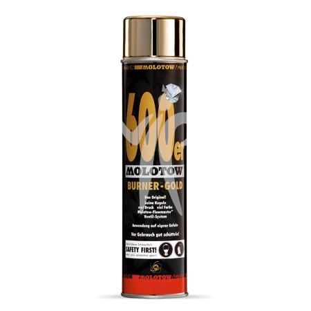 Molotow Action Line Burner Gold 600ml