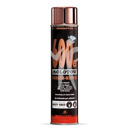 Molotow Action Line Burner Copper 600ml