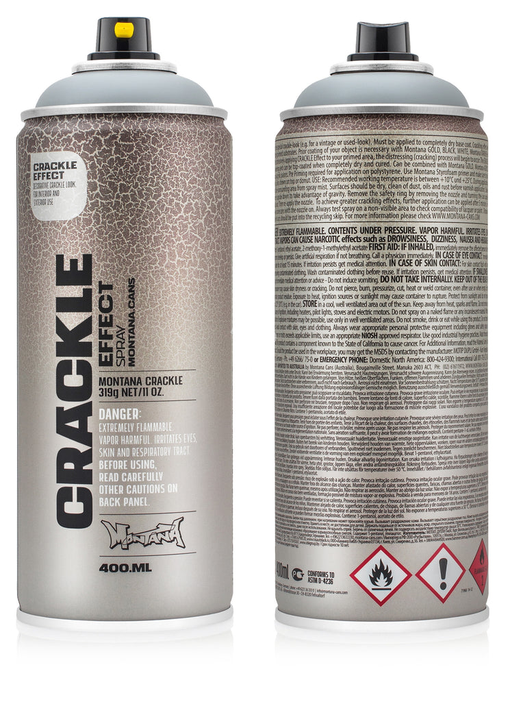 Montana CRACKLE 400ml