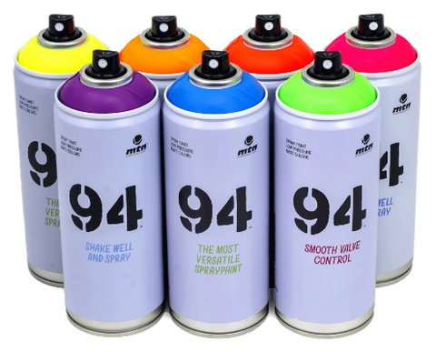 MTN 94 Fluorescent Spray Paint 400ml