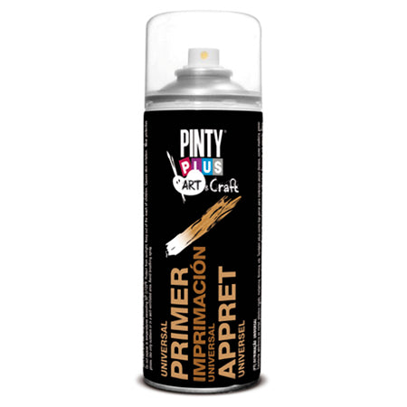 Pinty Plus - Art & Craft - Universal Primer Spray - 400ml