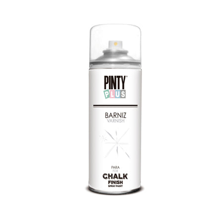 Pinty Plus - Matt Varnish for Chalk Spray Paint - 400ml