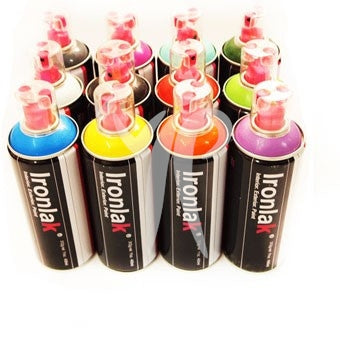 Ironlak Bulk Packs
