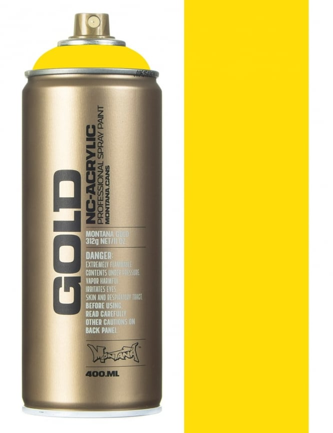 MONTANA GOLD Shocks 400 ml