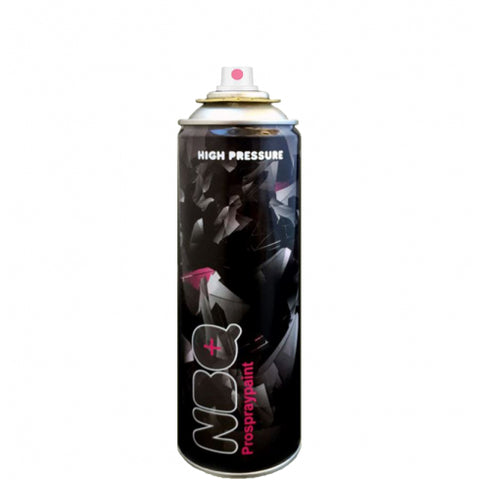 NBQ ProSpraypaint 500ml High Pressure Gloss