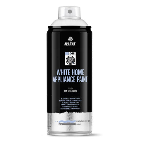 MTN White Home Appliance Paint