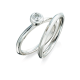 Venus Platinum Engagement Ring