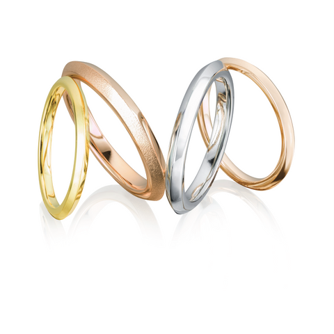 Amora Wedding Bands