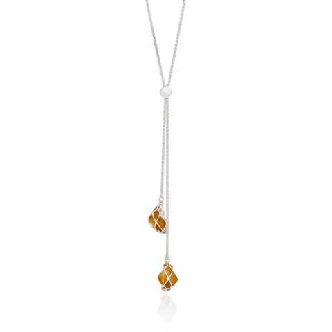 Casbah Lariat Necklace