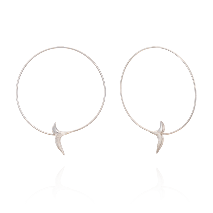 'Lylla' Complete Hoop Earrings