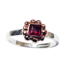Load image into Gallery viewer, Bubble Ruby Ring
