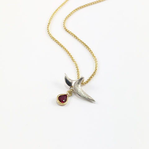 Ruby Lylla Necklace
