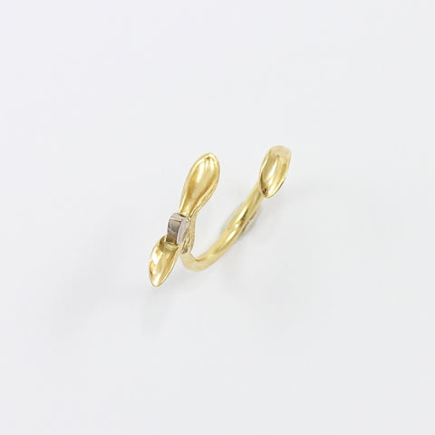 Lylla Gold Torque Ring