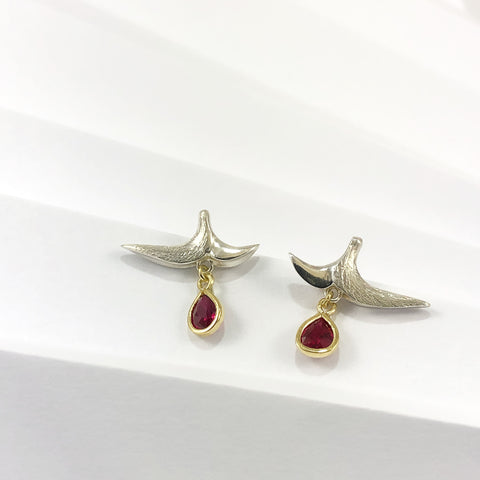 Ruby Lylla Earrings