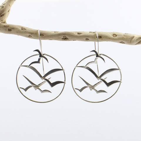 Seabird Flock Earrings