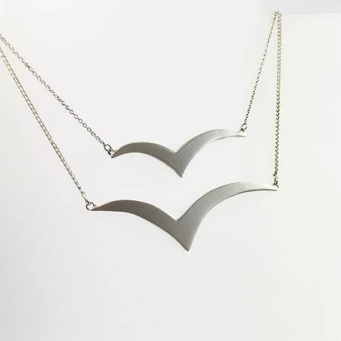 Single Seabird Necklace
