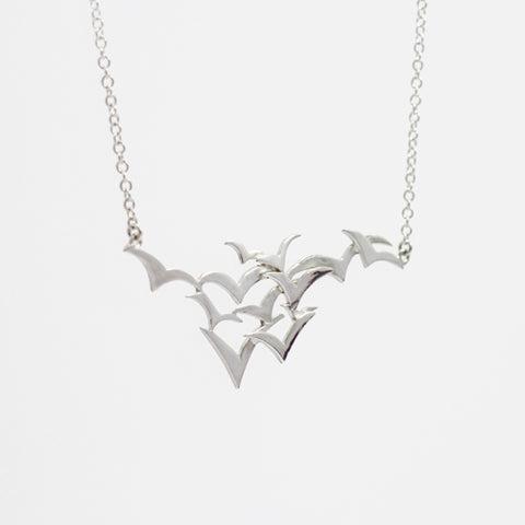 Seabird Necklace