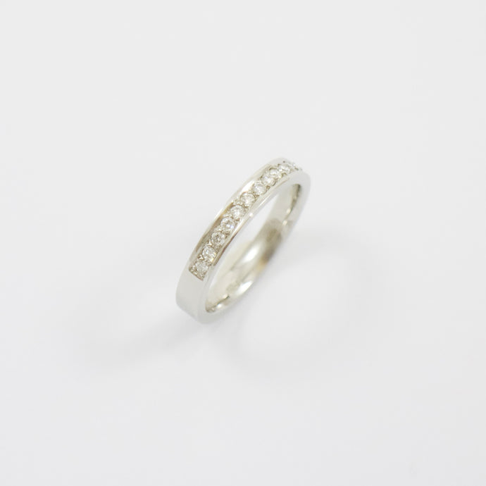Platinum Diamond Eternity or Wedding Ring
