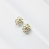 Bubble Dome Earrings