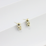 Bubble Stud Earrings