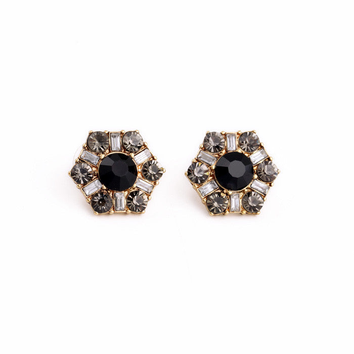 The Cleo Stud Earrings