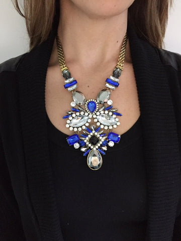 The BELLA Blue Necklace