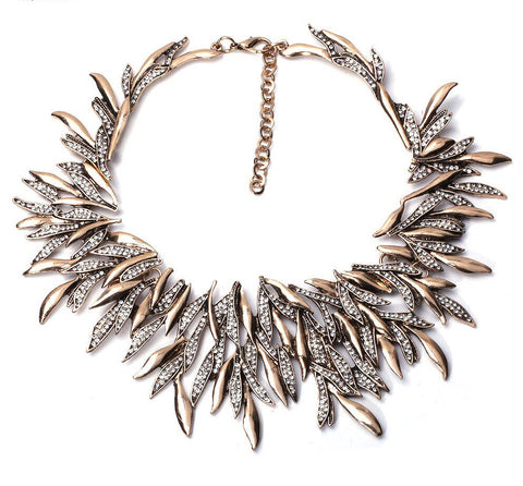 The REENA Statement Necklace