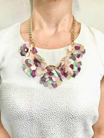 The AMELIA Statement Necklace