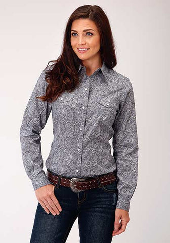 Roper Ladies Paisley
