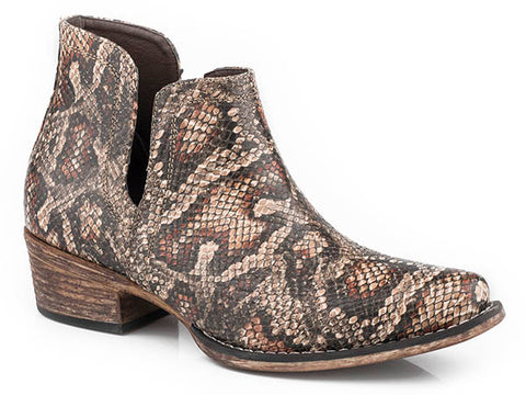Roper Ladies Ava Faux Snake