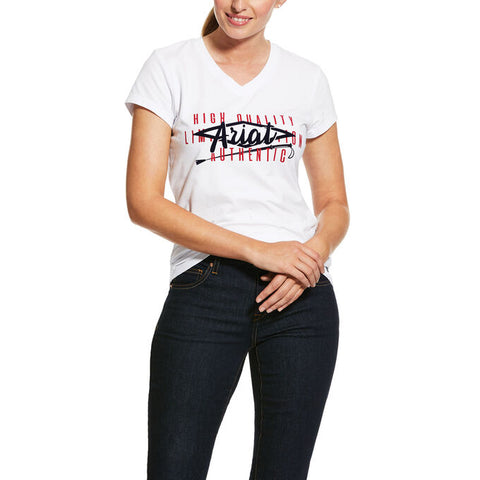 Ariat Crop Logo T-Shirt