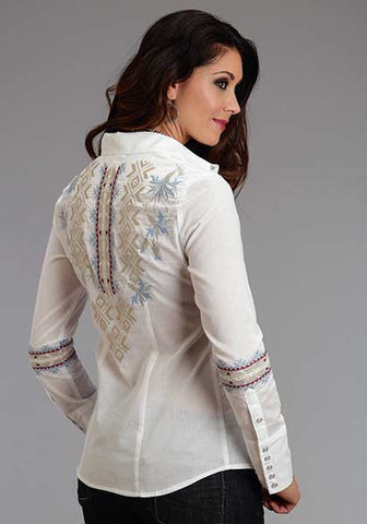 Roper Ladies Embroidered
