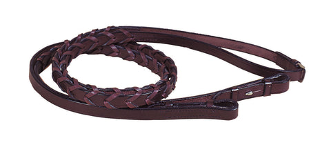 Tory Laced Reins Havanna