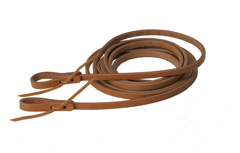"Harness Leather Rein 1/2""x7'"