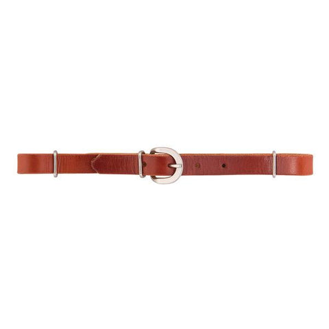 Skirting Leather Curb Strap