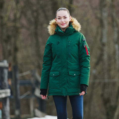 Horze Brooke Long Coat
