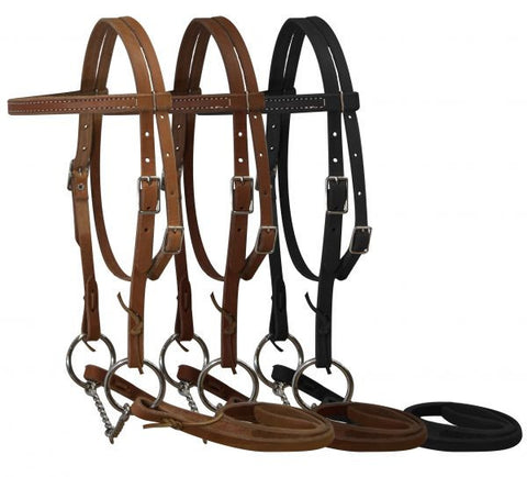 Pony Headstall w/Reins