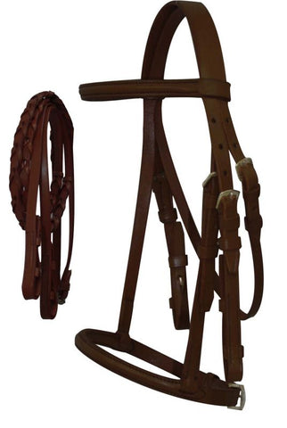 Showman Mini Bridle