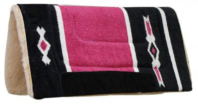 Shiloh Western Fleece Pad