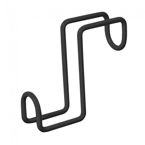 "4"" Tack Hook Black"