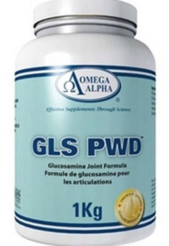 Omega Alpha GLS Powder