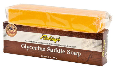 Fiebings Saddle Soap  7oz