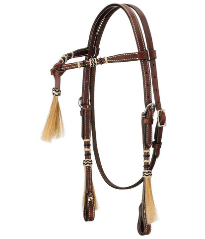 Headstall w/Futurity Hair Frin