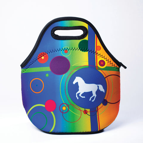 Kelley Lunch Tote Rainbow Gall