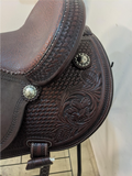Martin Barrel Saddle 14.5