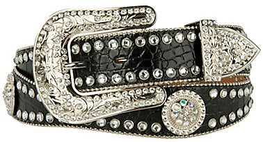 Ladies Concho Belt